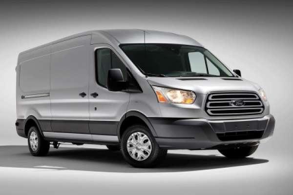 Ford Transit Panelvan