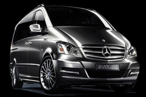 Mercedes Viano 9+1